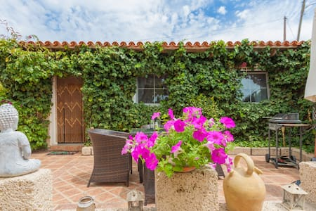 Casita Privada En Jardin Tropical - Arona - Bungalow