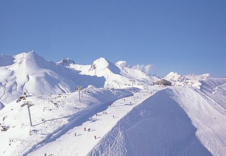 La Rosière Spacieux Studio montagne