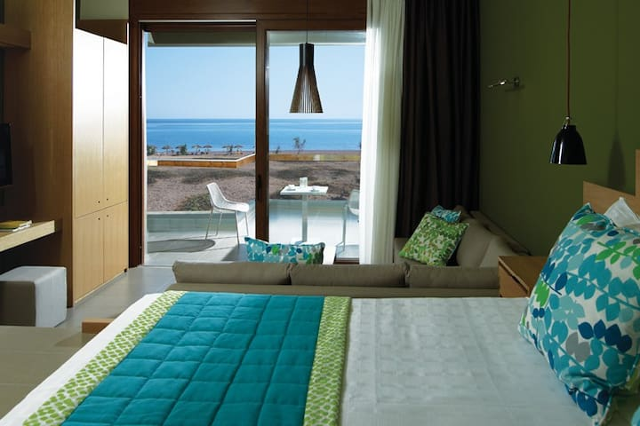 Luxury Junior Suite with Sea View - Αγία Άννα Εύβοιας