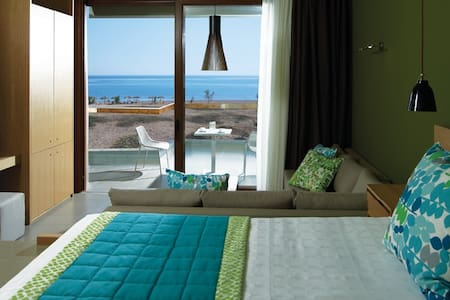 Luxury Junior Suite with Sea View - Αγία Άννα Εύβοιας - Bed & Breakfast