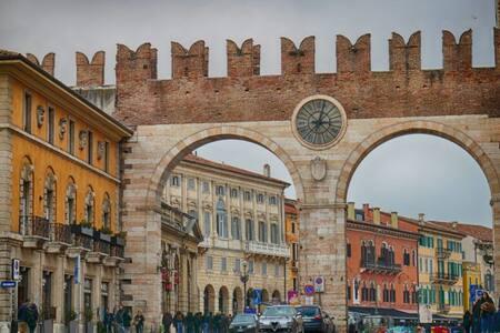 Verona Vinitaly Dictrict