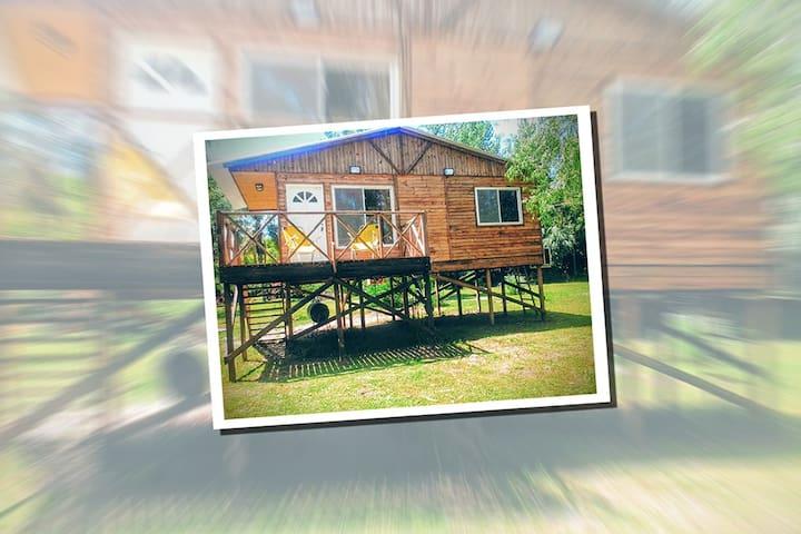 Cómoda y privada cabaña en el delta - Tigre - Cabaña