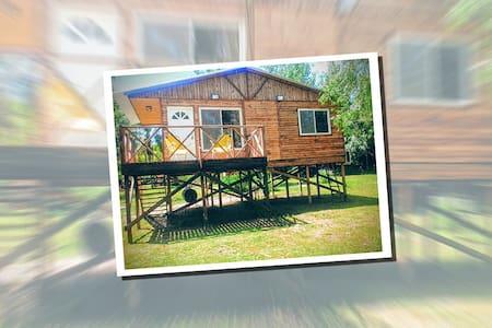 Comfy & Private Cabin in the Delta - Tigre