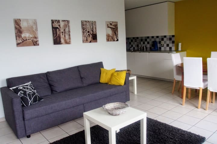 Appartement centrum Mechelen