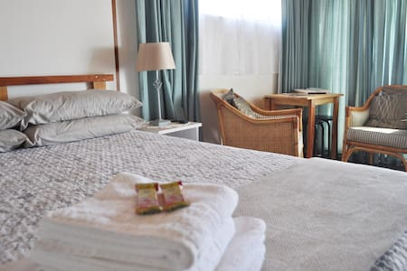 Seekat Overnight Room