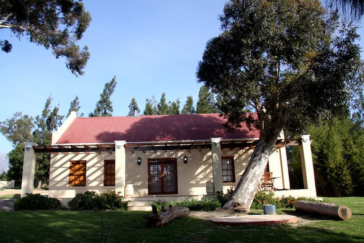 Kleinvallei Family Cottage