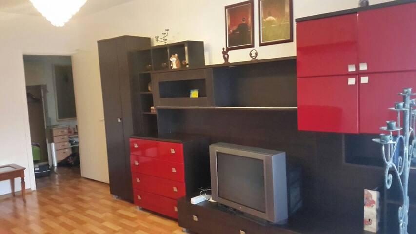 Апартаменты на Лёни Голикова 47 - Sankt-Peterburg - Appartement