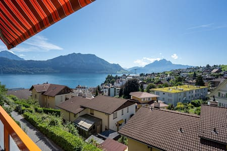 Alpenblick for 4-5 persons
