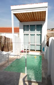Dúplex con piscina en precioso entorno rural