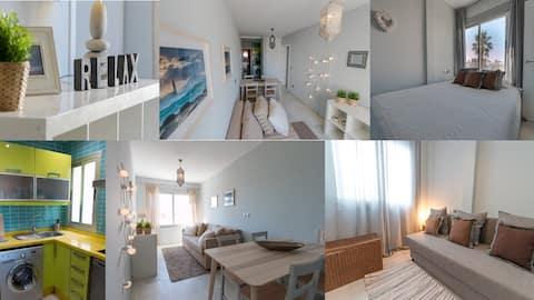 Apartamento Mistral elegante ubicación perfecta terraza