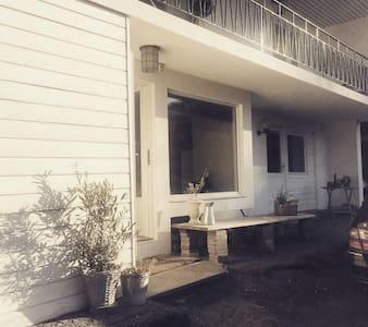 1. etg med eget kjøkken og bad - Sandvika - Apartamento