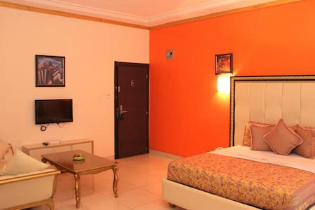 Calabar Harbour Resort & Spa - Silver Room