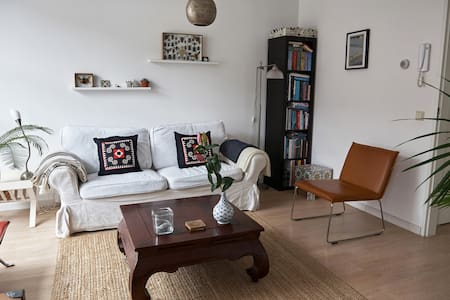 Bright apartment 10 min from center - Amsterdam - Apartment