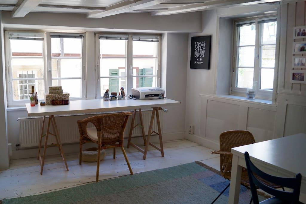 Esszimmer / dining room