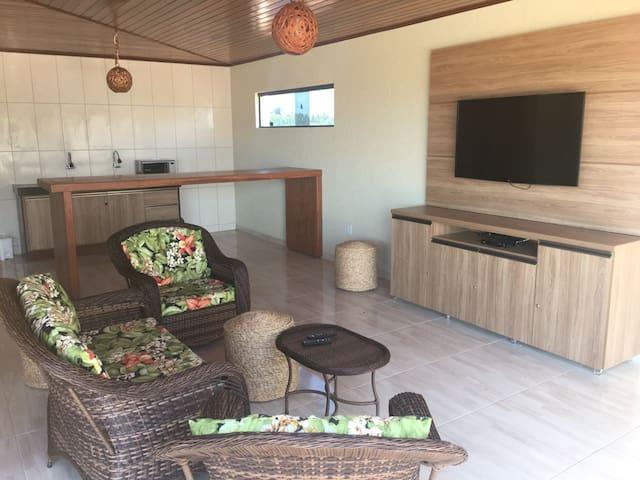 Apartamento Mobiliado em Maragogi c/2 quartos(102)