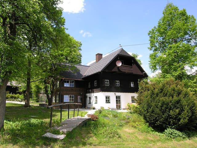 Ferienhaus Gut- Eisenlehen