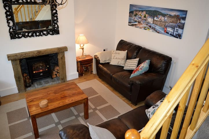 Beautifully Presented Cottage in Conwy Town Walls