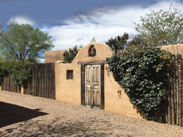 Charming Adobe Close to Plaza