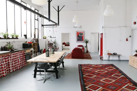 NYC-Style Loft with Duplex Apartments - Studio 4 - Londra - Loft