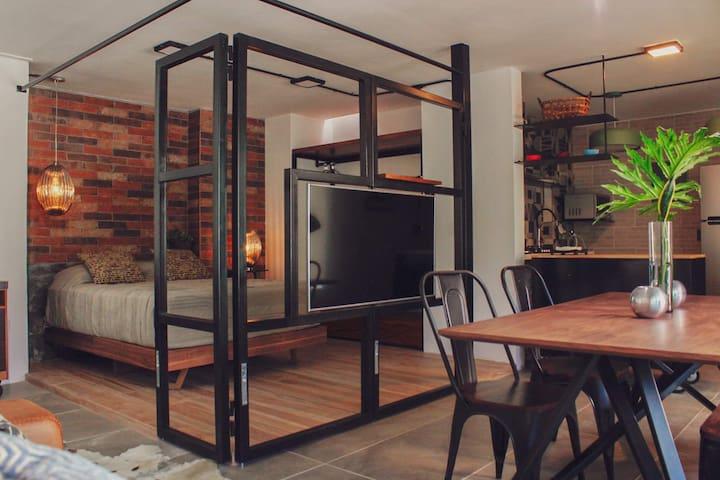 Apartamento 1 zona financiera Country Club
