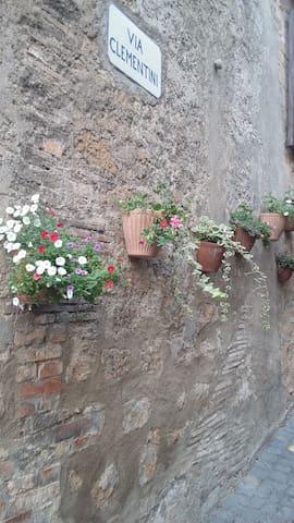 Orvieto, Clementini 6, appartamento centralissimo. - Orvieto - Appartement