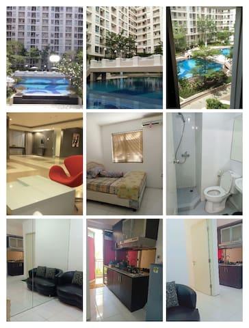 Apartement Eascost pakuwon city
