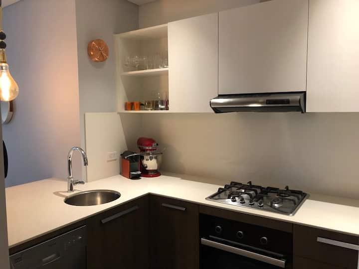 Excelente apartamento en la mejor zona de Bogota