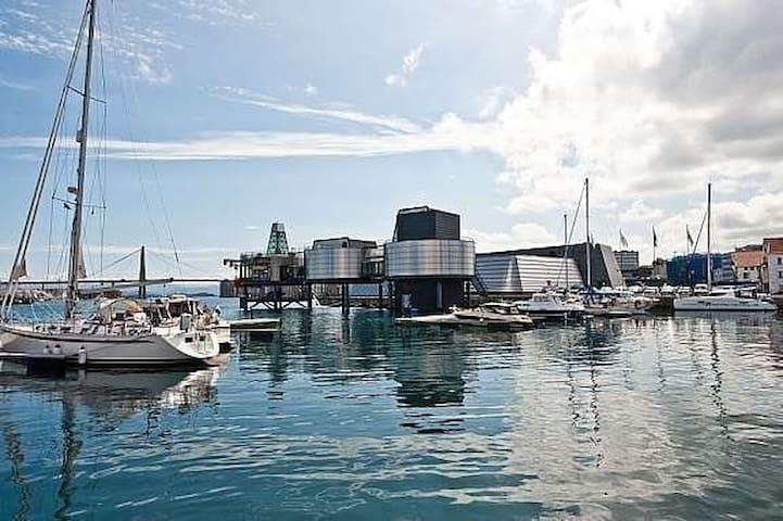 Moderne leilighet midt i hjertet av Stavanger - Stavanger - Leilighet