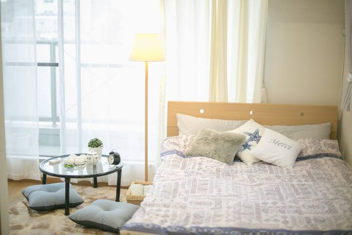 Brand new open, Cozy and warm apartment. 6F - Taito - Wohnung