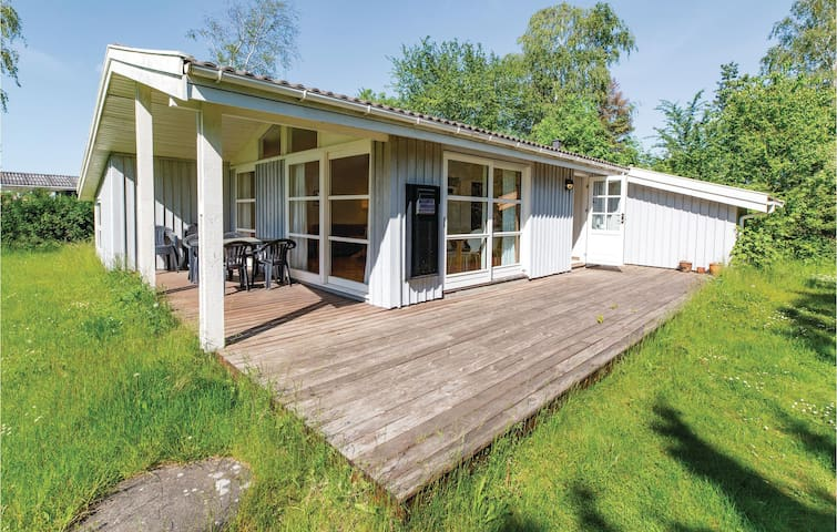 Holiday cottage with 2 bedrooms on 60m² in Holbæk
