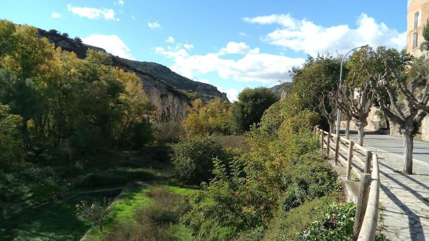 Casa de pueblo con encanto y vistas espectaculares - Alòs de Balaguer, Catalunya, ES - Casa