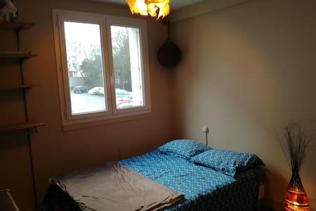 Chambre dans appartement place Zola