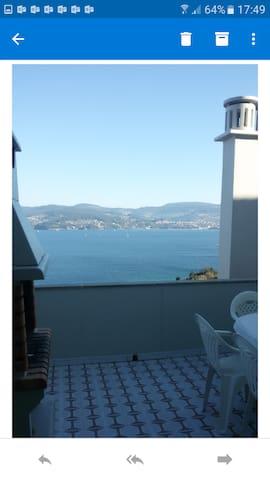 Precioso dúplex con Vistas al mar en Sanxenxo