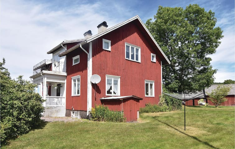 Holiday cottage with 4 bedrooms on 150 m² in Åmål