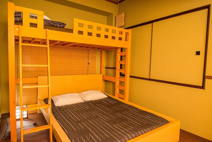 Twin room ASAKUSA COZY HOSTEL