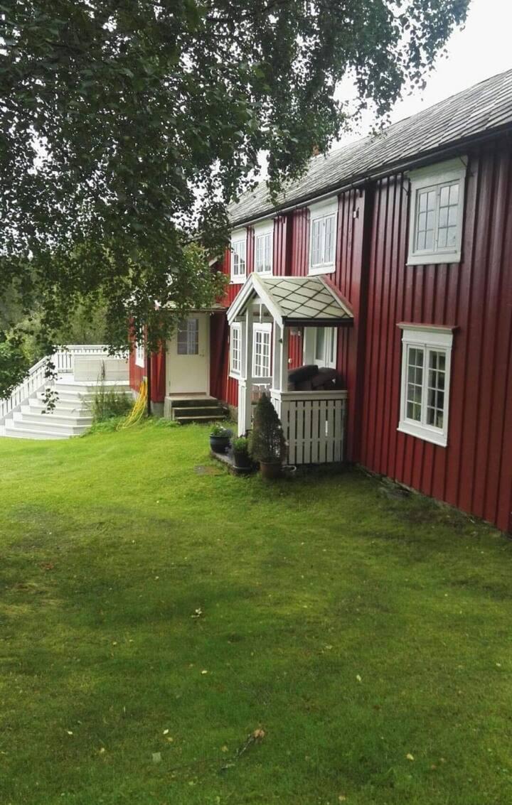 The Beautiful romantic Eide farmhouse