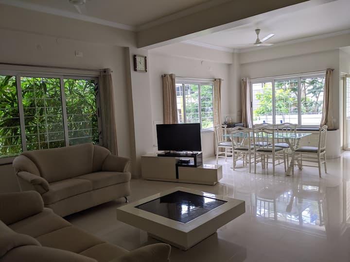 Long Stay, Premium Service Apt, Rd 2, BanjaraHills