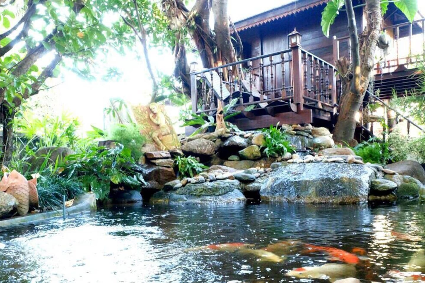 kittawan lanna house just only you houses for rent in chiangmai