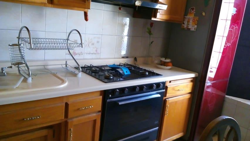 alojamiento en habitaciones privadas - Aguascalientes - Casa