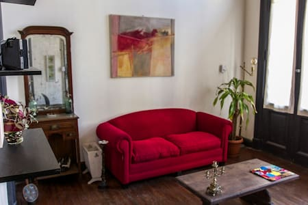 Remodeled Colonial House in Barracas