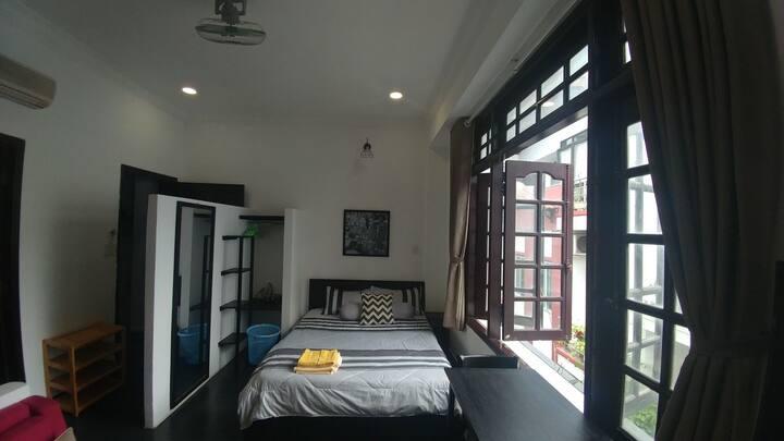 Deluxe Room with big Windows