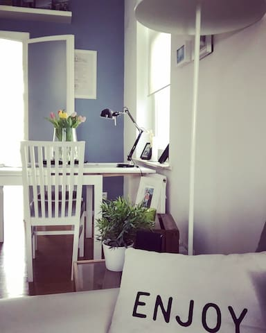 Home Sweet Home - Bielefeld - Appartement