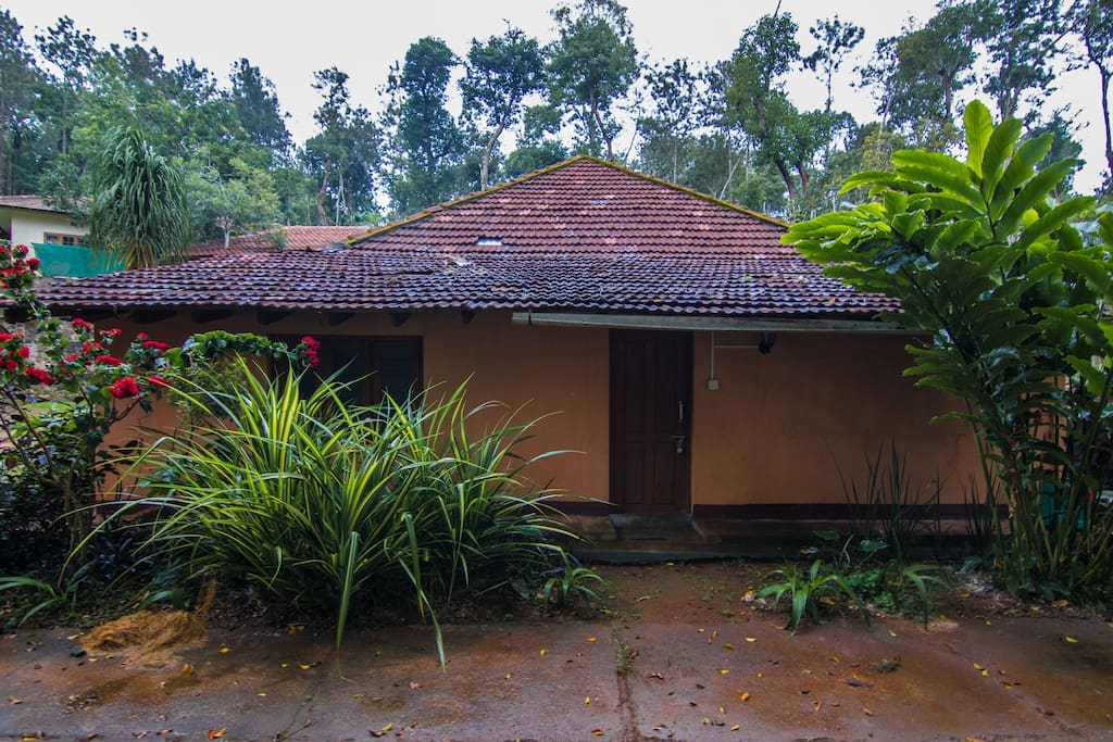 A quaint homestay in Coorg