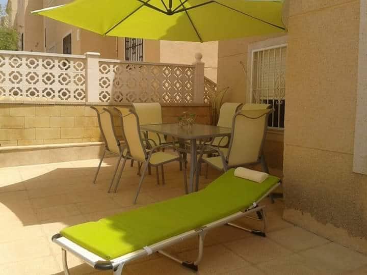 Maison de vacance avec piscine en résidence+plage