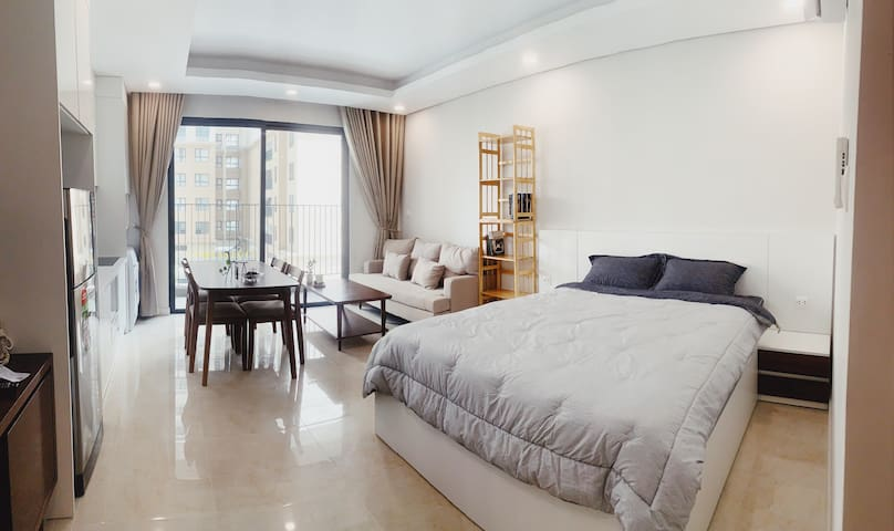 Vinhomes D'Capitale Apartment