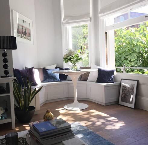 Beautiful 1 bedroom Apartment Chelsea - Londres - Apartamento