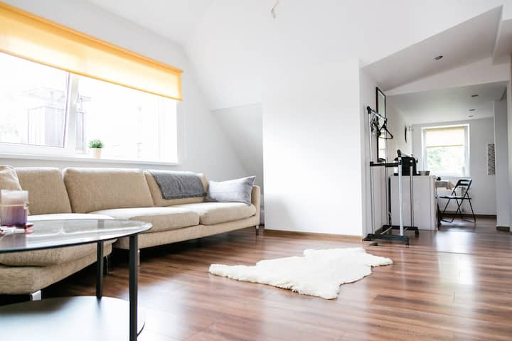 Cozy Studio Apartment in Riga