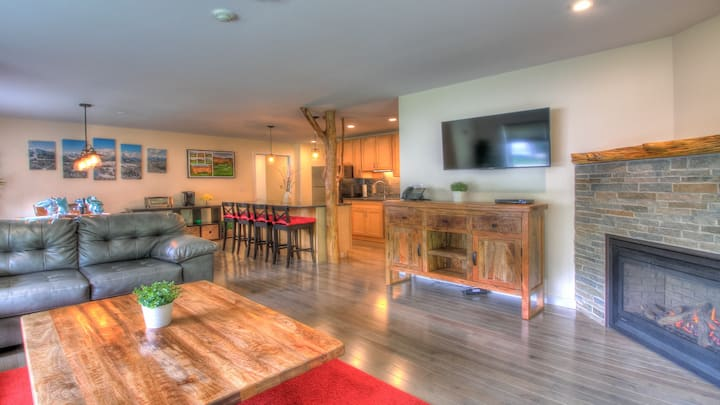 Killington Tree House: 2 Room Modern Condo 432