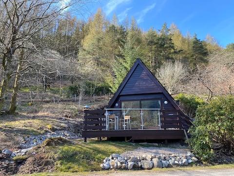 Highland Lochside Lodge, Stunning Great Glen Views
