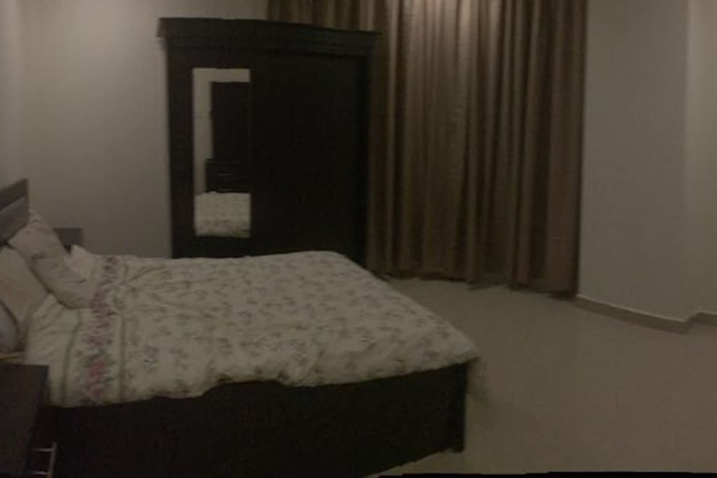 Another view of the bedroom